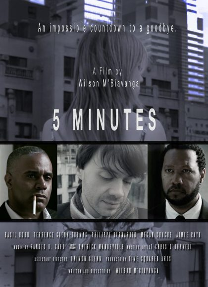 5 MINUTES / Wilson M'Biavanga